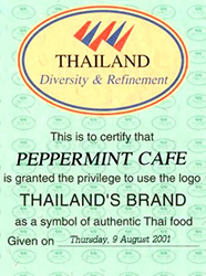 Thai Select certified